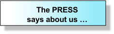 The PRESS says about us …